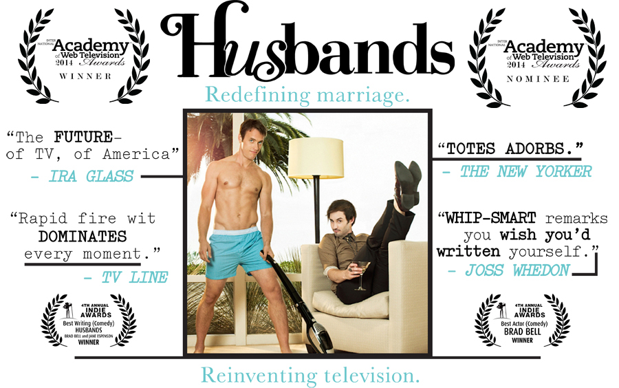 Husbands web series with favorable quotes