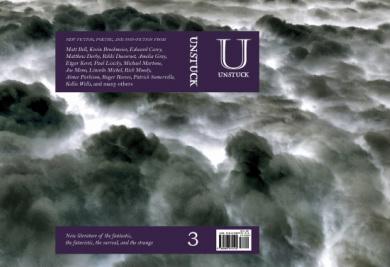 Unstuck Issue #3 image courtesy http://www.unstuckbooks.org/issue-3.html