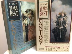The Year's Best Fantasy, First and Second Annual Collections