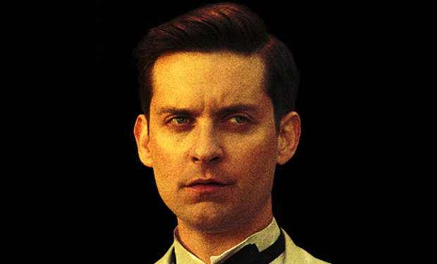 The amazing Tobey Maguire in IFC's glorious The Spoils of Babylon, you haters.