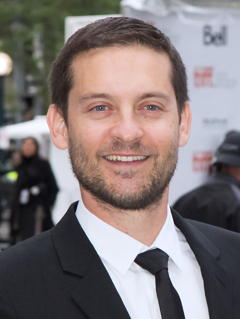 Tobey Maguire is great