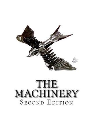 Cover for The Machinery Second Edition. Image from Goodreads.