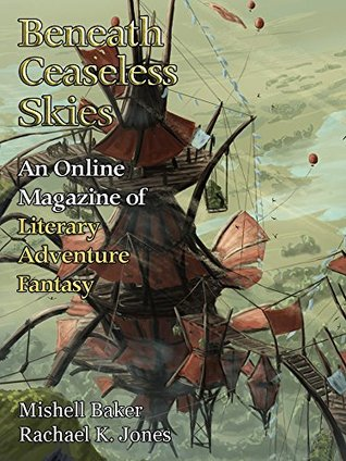 Beneath Ceaseless Skies Issue #203 magazine cover from Goodreads