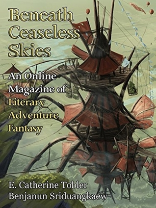 Beneath Ceaseless Skies Issue #204 magazine cover from Goodreads