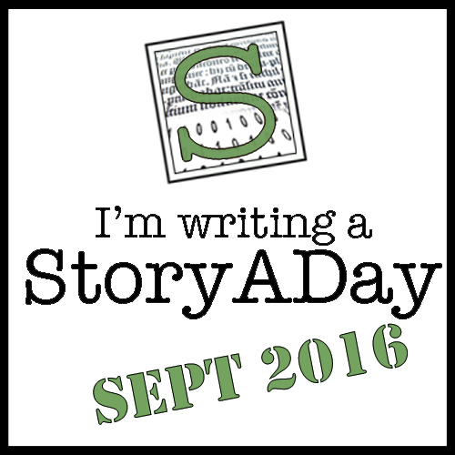 Writing a StoryADay in September