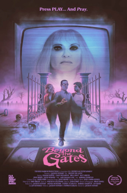 Beyond the Gates movie poster