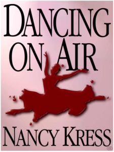 Dancing On Air Book cover