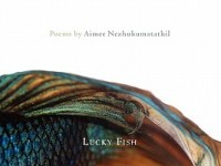 Book cover from Goodreads of Lucky Fish by Aimee Nezhukumatathil