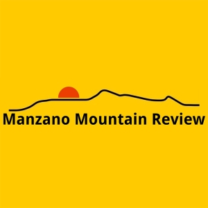 Screenshot of Manzano Mountain Review logo