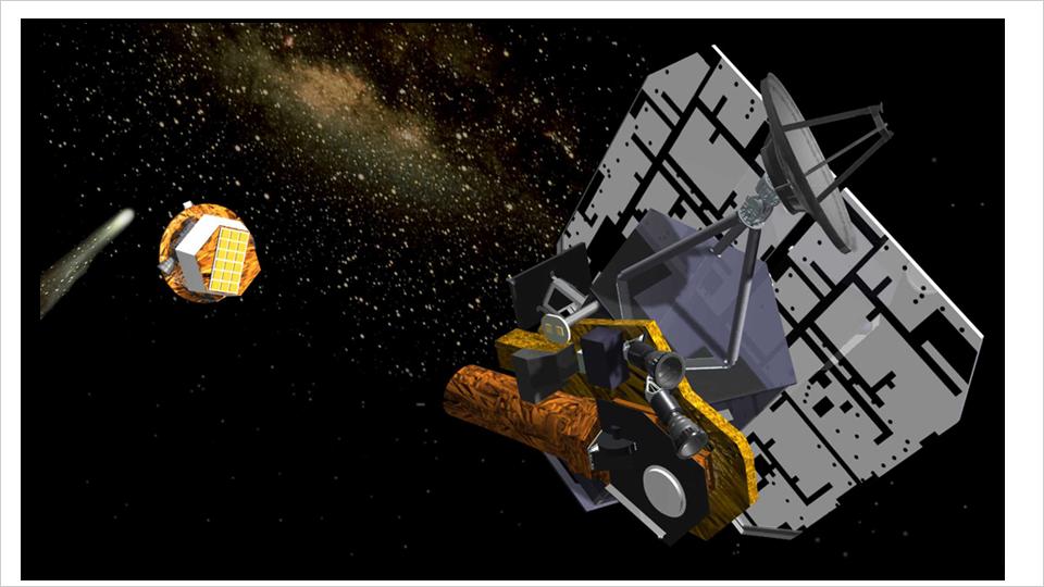 Deep Impact Slide1