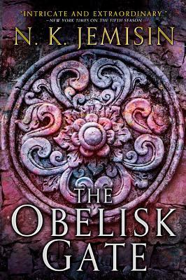 Book cover of The Obelisk Gate by N. K. Jemisin