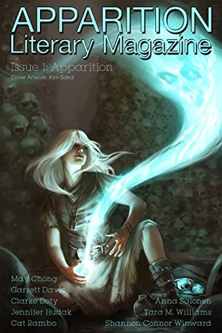 Cover of Apparition Literary Magazine Issue 1 (January 2018)