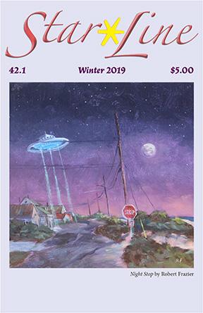 Journal cover for Star*Line 42.1 (Winter 2019)