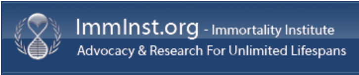 Immortality Institute logo