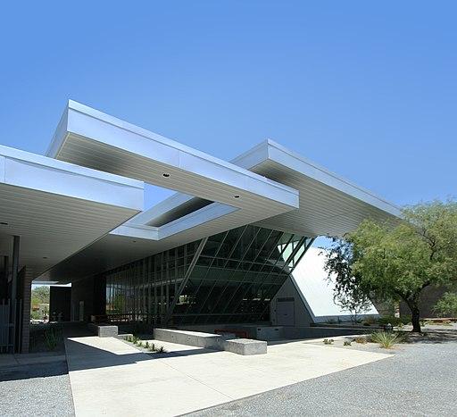 University of Arizona Poetry Center entry