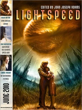 Cover of Lightspeed Magazine issue 1 edited by John Joseph Adams