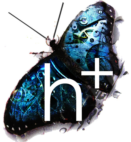 h+ Tucson butterfly logo 2006