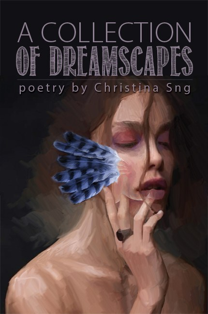 Book cover of Collection of Dreamscapes by Christina Sng