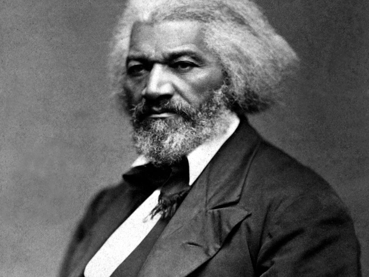 Frederick Douglass ca. 1879