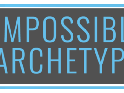 Impossible Archetype Issue 8 cover crop